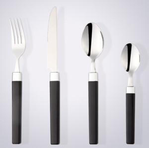 New Best Selling Inox Cutlery Straw Spoon cutlery