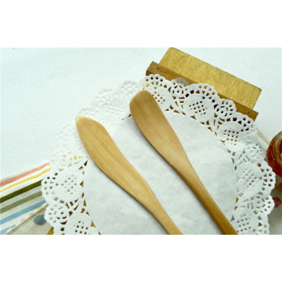 Hot Sale New Products Natural Wooden Butter Knife