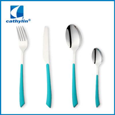 plastic cutlery set for restaurant