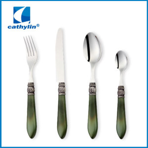 half tang cutlery set for home