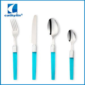 half tang ps handle cutlery set