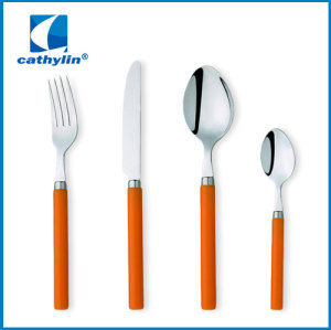 18/0 18/8 18/10 stainless steel hotel cutlery set