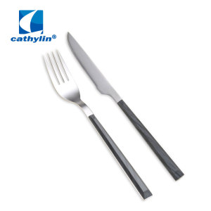 Elegance Fruit Fork And Knife set
