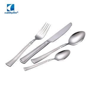 CS8625 wholesale hotel restaurant wedding banquet stainless steel cutlery