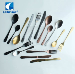 ST0043 Flatware Set Mirror Finish Eco-Friendly Stainless Steel Cutlery Sets