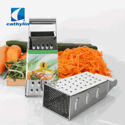 Wholesale 8 inches multi-function 4 side food ginger garlic grinding grater vegetables