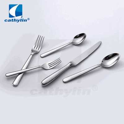 18/10 High Quality Hotel Restaurant Cutlery Set Stainless Steel with Hollow Handle Dinner Knife