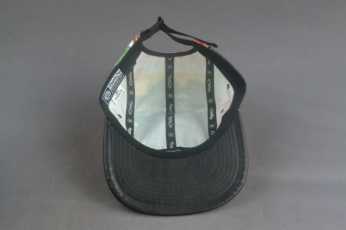 PU Leather Snapback hat