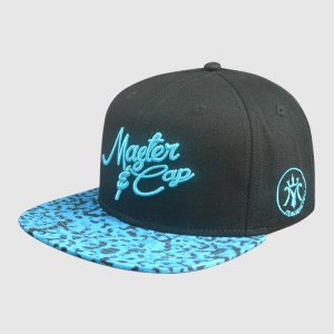 Snapback Cap Hat/With 3D Embroidery