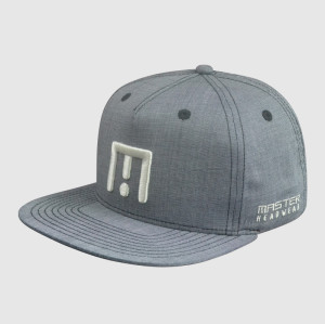 100% Cotton 5 Panel Embroidery Snapback Hat