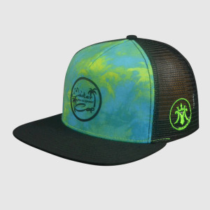Heat Tranfer Printing and Embroidery Snapback Caps