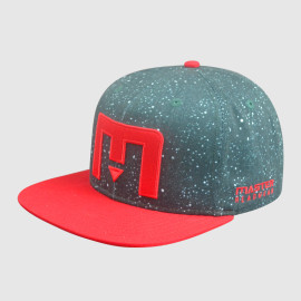 Hip Hop Applique Snapback Hats with Embroidery