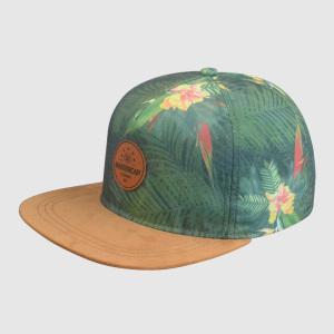 Printing Snapback Hats with PU Badge