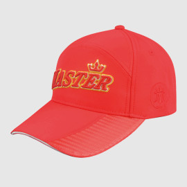 Red Embroidery Baseball Cap