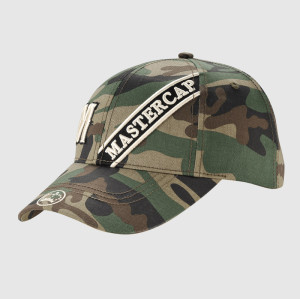 Camo Embroidery Baseball Cap