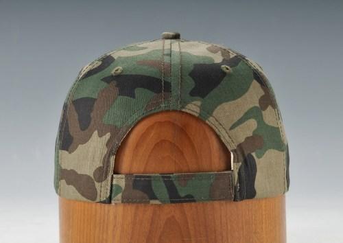 Camo Embroidery Baseball Cap
