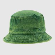 Washing Green Bucket Hat and Cap