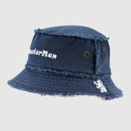 Washing Jeans Bucket Hat and Cap