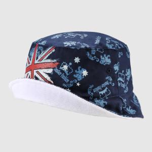 Camo Printing Bucket Hat and Cap