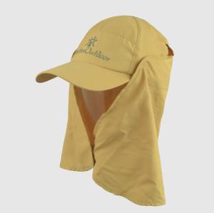 Printing Khaki Outdoor Hat and Cap