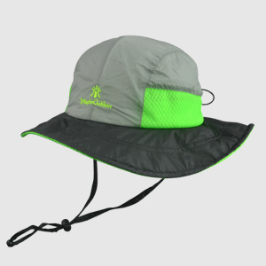 Hit-color Embroidery Outdoor Hat and Cap