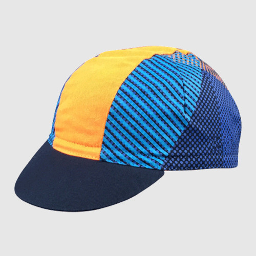 100% Polyester Cycling Cap Mixed Colors