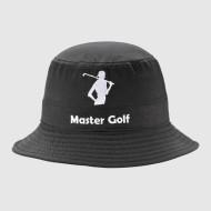 Golf Bucket Hat and Cap