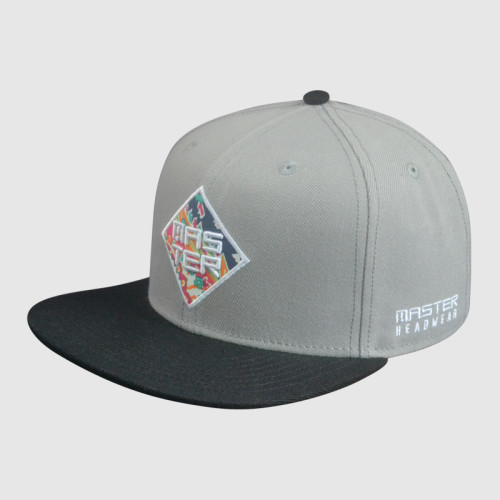 Embroidery Logo Snapback Caps and Hats