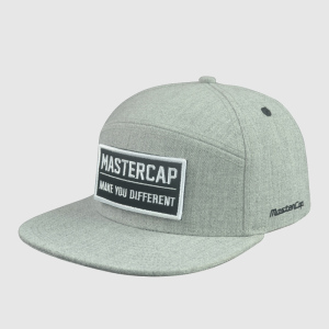 Embroidery Velcro Logo Snapback Caps and Hats