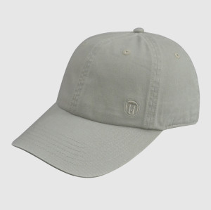 Gray cotton Embroidery Baseball Caps