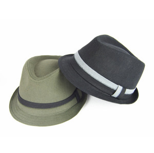 Cotton Fedora Hat
