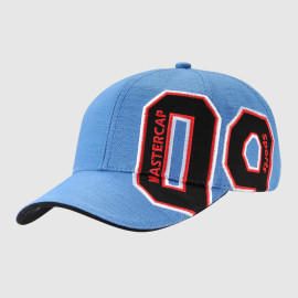 Embroidery Baseball Cap with Metal Strap