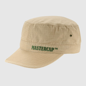 100% Cotton Army Cap With Embroidery