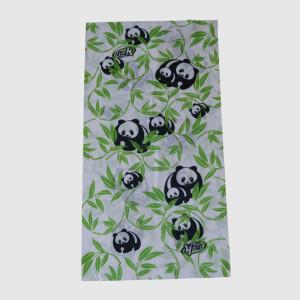 100% Cotton Muffle With Panda Printing