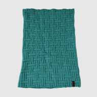 100% Acrylic Knit Scarf