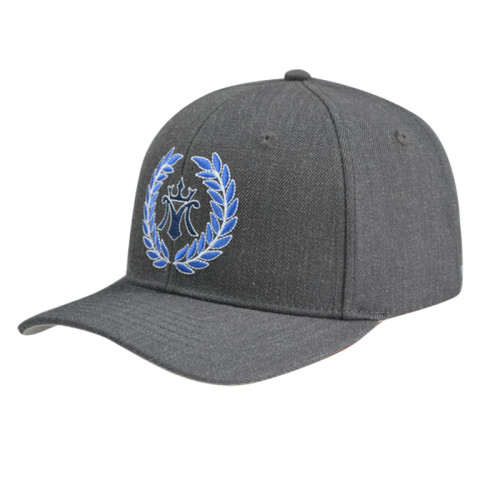 6 Panel Baseball Cap with Embroidery