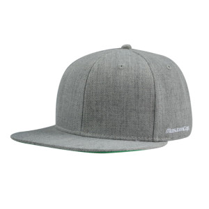 Gary Colour 6 Panel Snapback Hats