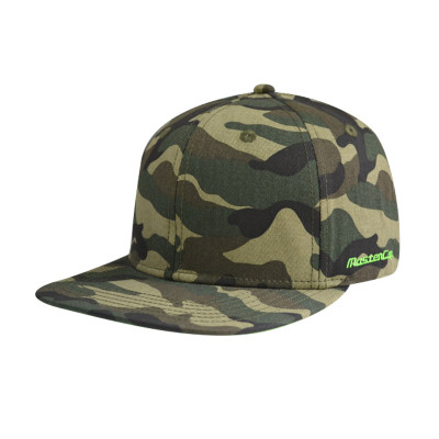 Camo Embroidery  Snapback Hats and Caps
