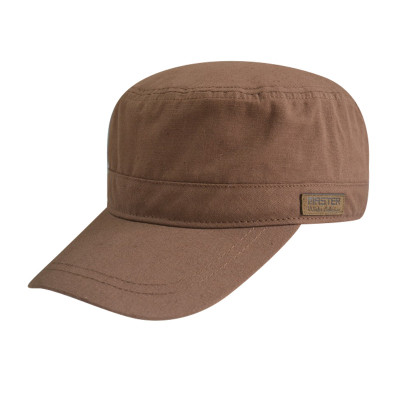 Classic Army Cap with PU Badge
