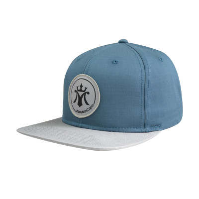 6 Panel Snapback caps with Woven Label