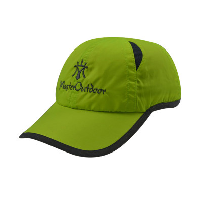 Classic Sport Cap with Embroidery