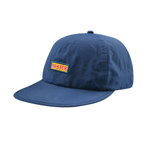 Performance Cap with Embroidery Path