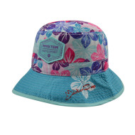 Bucket Hat with Woven Label and Printing Logo