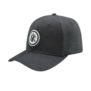 Classic Stretch-fit Cap with Printing And Flat Embroidery