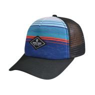 5 Panel Trucker Cap with Woven Label Badge