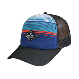 5 Panel Trucker Cap with Woven Label Badge