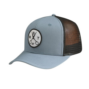 With Woven Label Badge Logo Baseball Cap