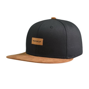 Smapback Cap With Chapter Suede Logo