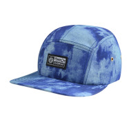The Camper Cap With Woven Label Bage