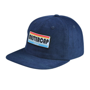 Soft Lined 5 Panel Snapback Cap